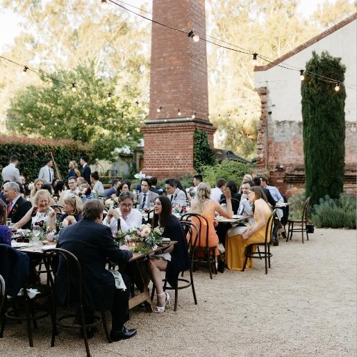 Euroa Butter Factory Wedding Venue