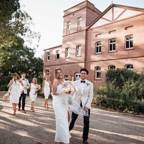 Weddings at Euroa Butter Factory Country Victoria